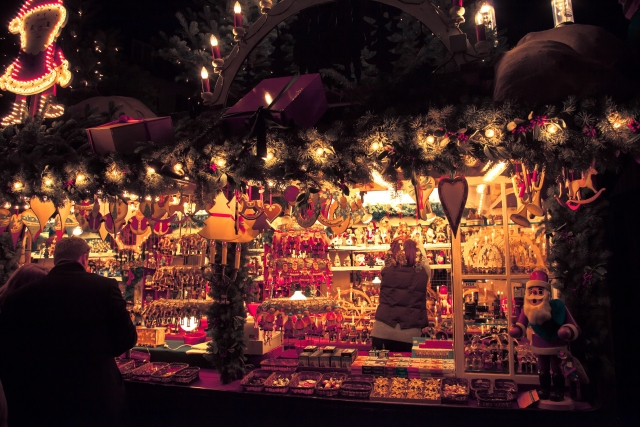 はじマルシェクリスマスマーケット