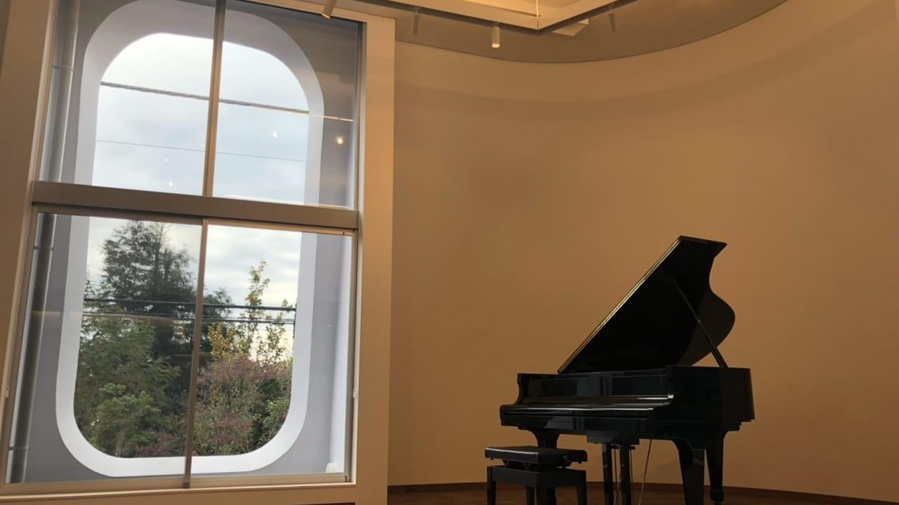 街カフェピアノ