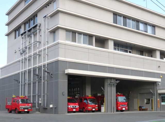 立川消防フェア