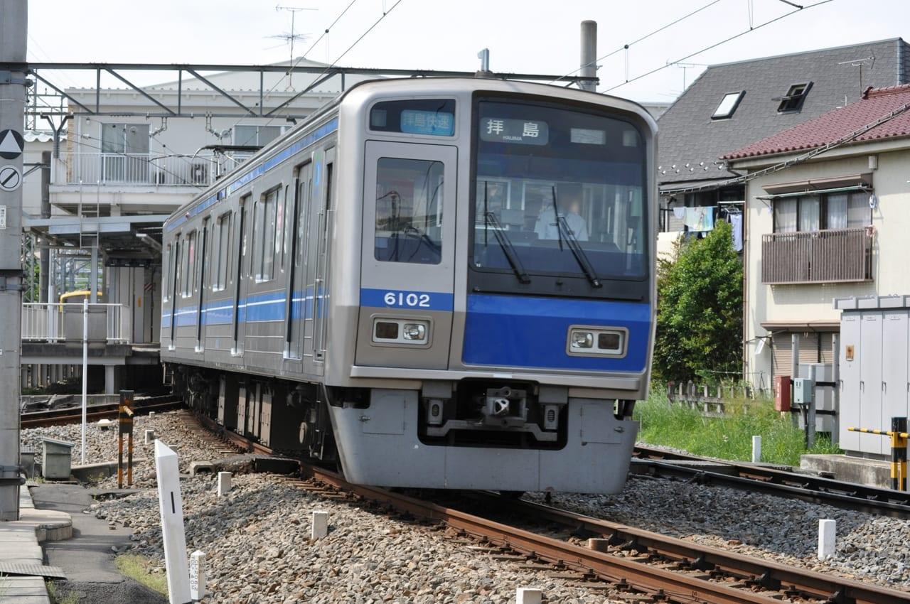 玉川上水駅事故