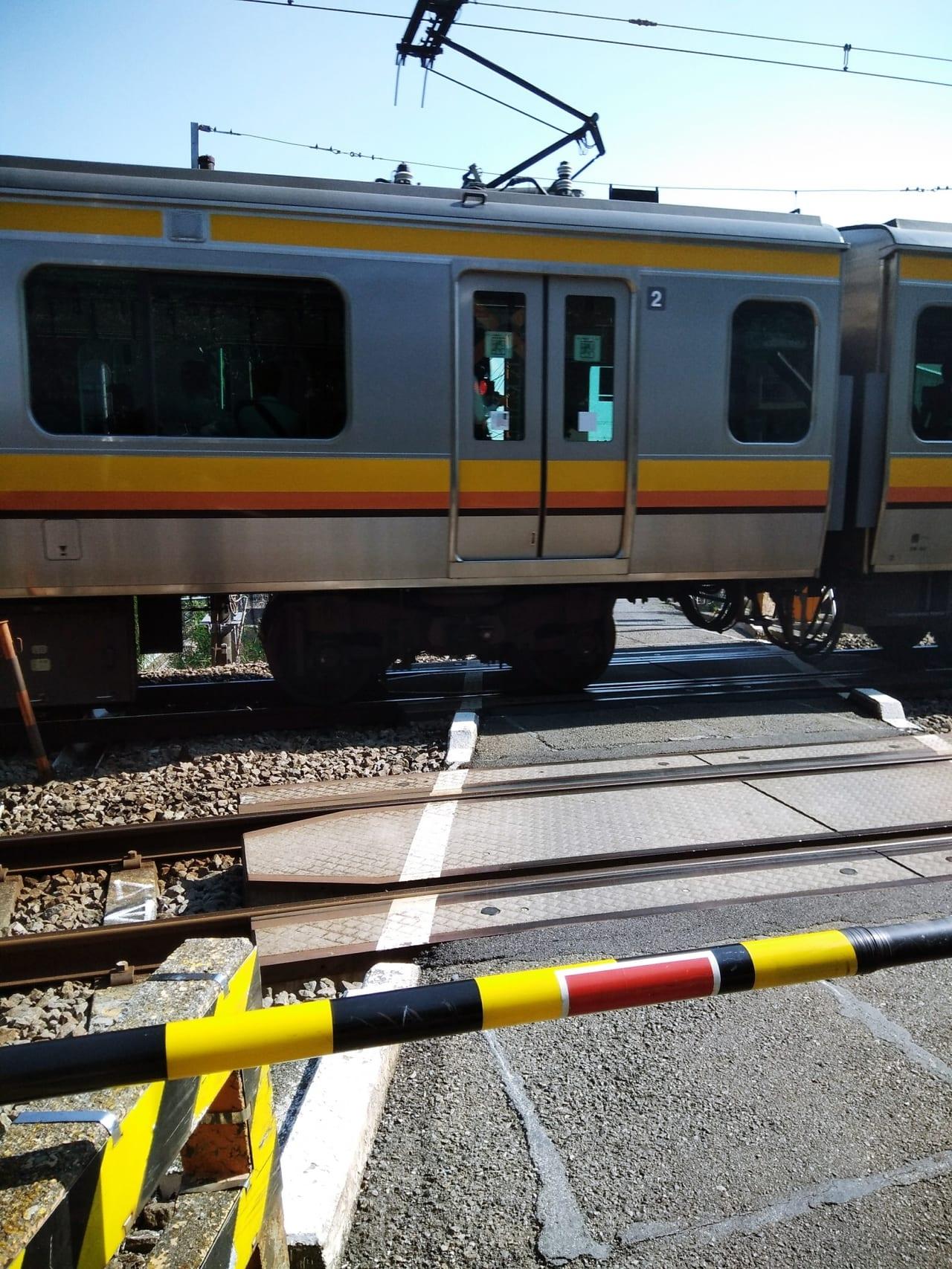 立川市】人身事故が発生した模様。2020年11月10日16時21分頃 矢向駅で ...