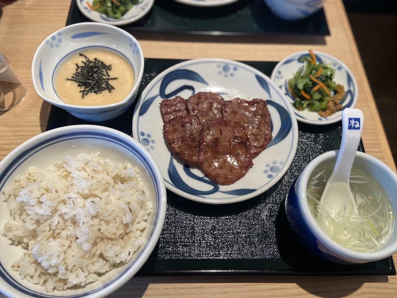 牛たんねぎし立川駅北口店